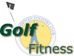 golf fitness Steenhoven Country Club
